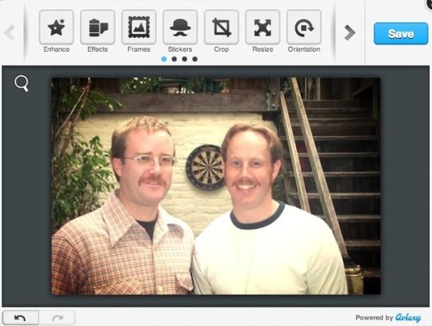 How to edit Facebook photos online with Fly Photo Editor