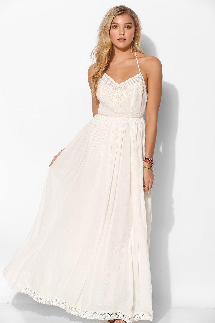 1000  images about Dresses on Pinterest  Shops Sheer maxi dress ...