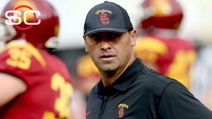 Steve Sarkisian fired as USC Trojans head coach