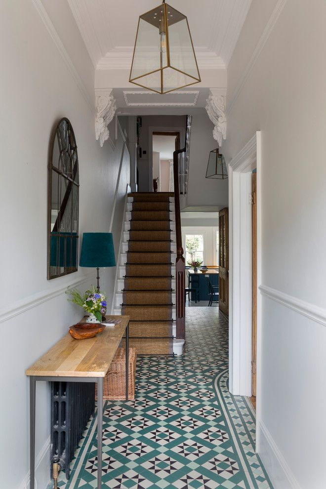 16 beautiful traditional hallway designs that you should explore