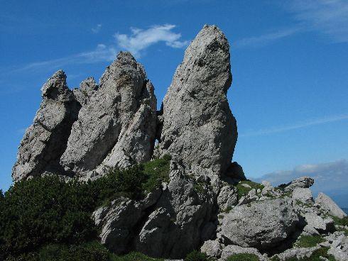 O Sivom vrchu nemožno napísať, že vyniká výškou alebo majestátnou siluetou. Jeho vrcholová časť sa však vyznačuje nevídanou rozmanitosťou skalného reliéfu a rastlinstva.