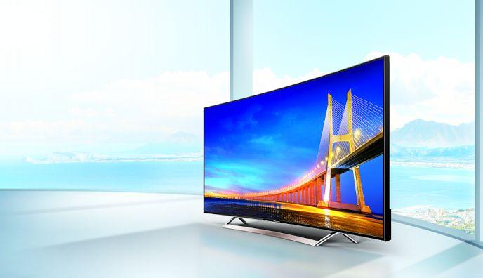 "LTDN65K720WTSEU 65"" LED TV Curvo Pantalla 4K UHD 3.840 x 2.160 Diseño Ultra Slim SMR 800 Hz Smart TV VIDAA Lite Wifi Integrado Netflix & WuakiTV Quad Core HEVC (H.265) Anyview DVB-T2/C/S 4 HDMI (2xHDMI 2.0) 3 USB (1xUSB3.0) Función PVR (USB Grabador) Modo Hotel Clonación #Hisense #LifeReimagined #LED #TV #HDMI #PVR #FullHD #Curve"