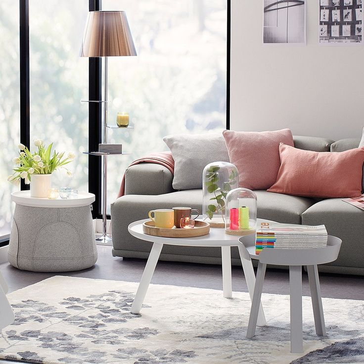 Muuto Around Grey Coffee Table   Small38 best Muuto Around coffee   side Table images on Pinterest  . Living Tables London. Home Design Ideas