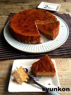 【簡単!!】バレンタインに*濃厚キャラメルナッツチーズケーキ  山本ゆりオフィシャルブログ「含み笑いのカフェごはん『syunkon』」Powered by…