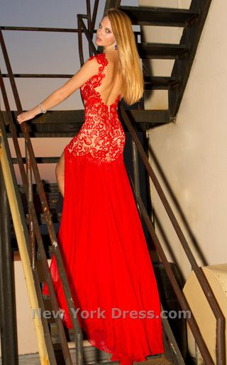 NewYorkDress Mac Duggal 61041R