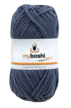 myboshi No.1 168 feige 70% Polyacryl und 30% Schurwolle (Merino) 3,75 €
