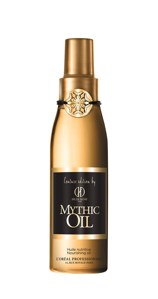 MYTHIC OIL Couture by DILEK HANIF, limited edition #mythicoil #limited #dilekhanif #couture #lorealprofessionnel