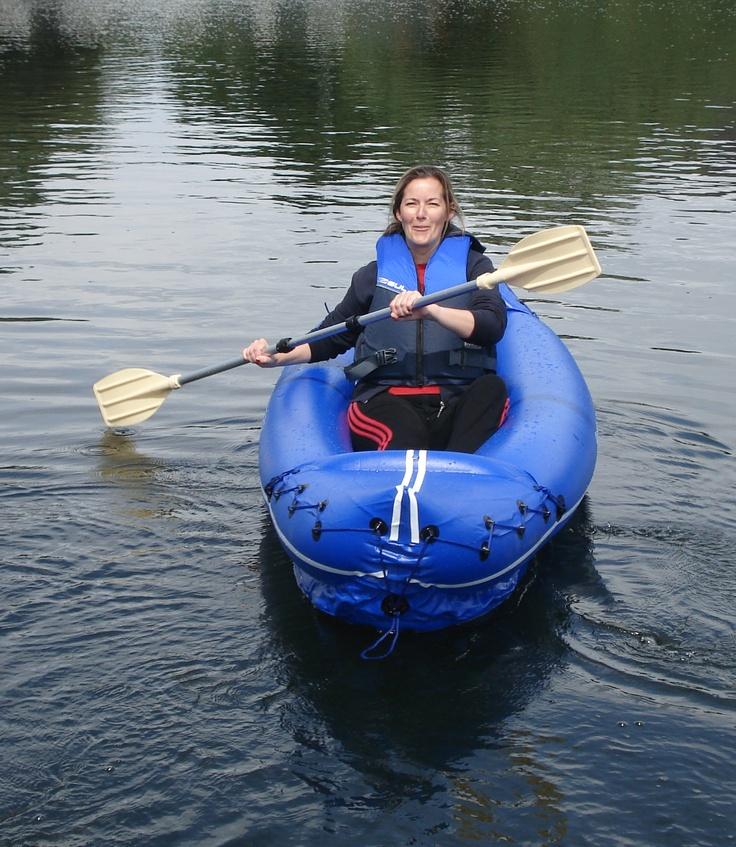 kayaking - River Nene