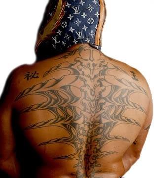 Rey mysterio tattoos google search skin art for Rey mysterio tattoos
