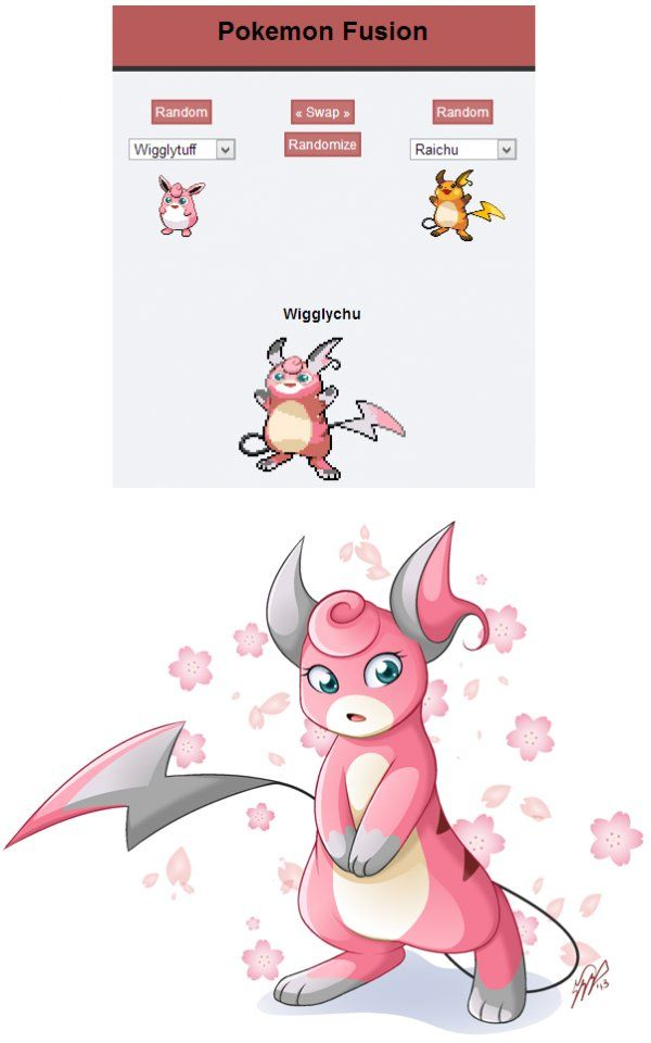 25 More of the Best Pokemon Fusions (Page 3) - Dorkly Article