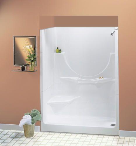 Maax 60 Allegro Ii 2 Piece Shower Lh Seat No Roofcap