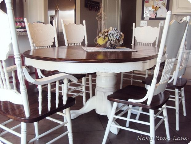 17 Best Ideas About Dining Table Redo On Pinterest Dining Table Makeover R