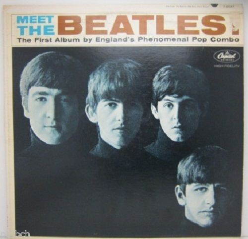 meet the beatles duophonic band