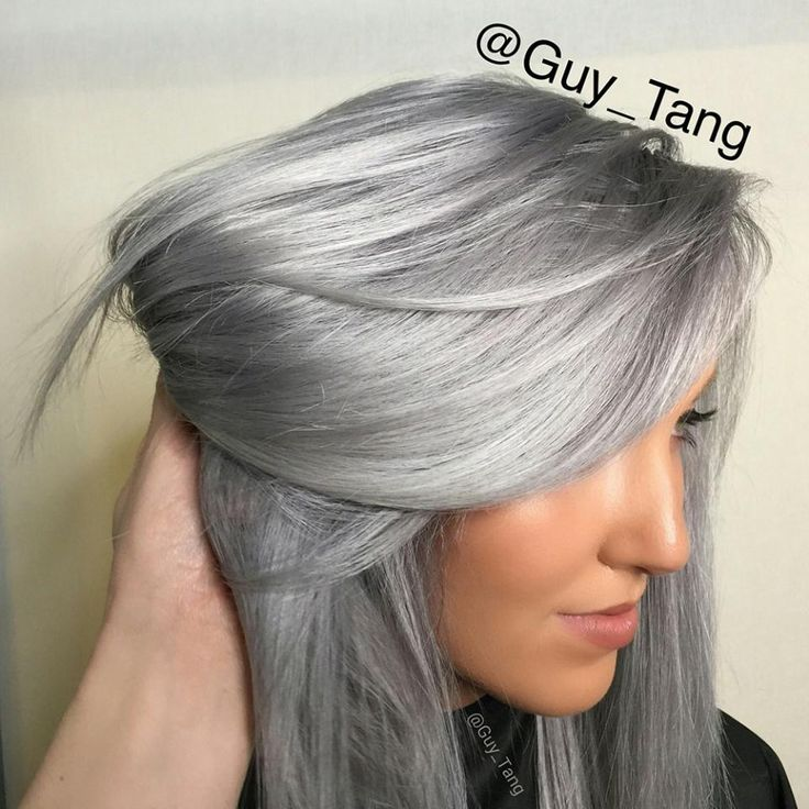 Guy Tang Partners with Kenra Color! See These Exclusive Metallic Haircolor Looks | Modern Salon