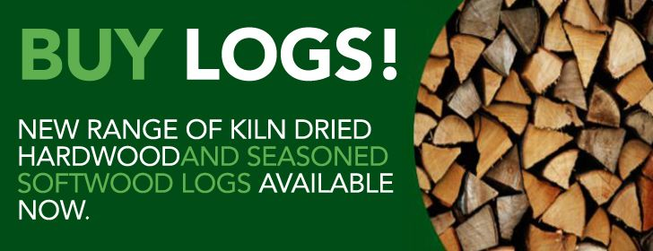 We are now selling kiln dried hardwood and seasoned softwood #logs on our website.