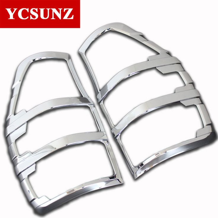 sale 2017 suitable ford ranger 2016 new pickup accessories abs chrome tail lights covers for ford #pickup #accessories