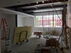 (avril 2013) Vue de la salle de la Moisson à l'intérieur du novueau centre d'apprentissage
