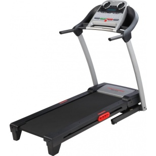 Proform 500 ZLT Treadmill Proform 500 ZLT Treadmill has a quick speed of 0-18kmph and a 0-10% incline the running deck is made up of a soft flex cushioning. It has 12 programs, Speakers for your MP3 player, and hand sensors to measure your pulse rate.