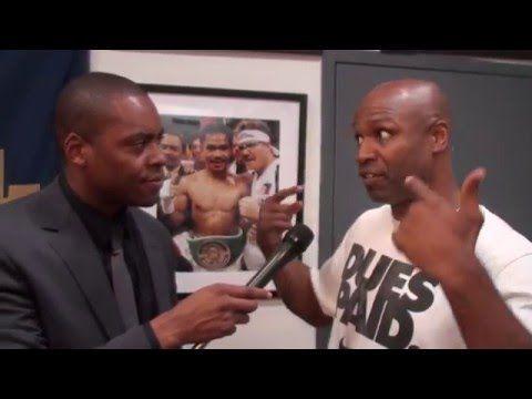 CHRIS BRYD: Tyson Fury vs Wladimir Klitschko 2, Deontay Wilder vs Anthon...
