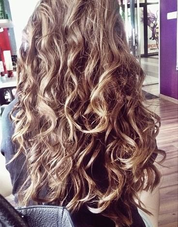 hippie hair styles 1000 ideas about curl perm on 2252