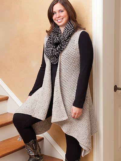 Maggie's Crochet · Figure Flattering Plus-Size Fashions