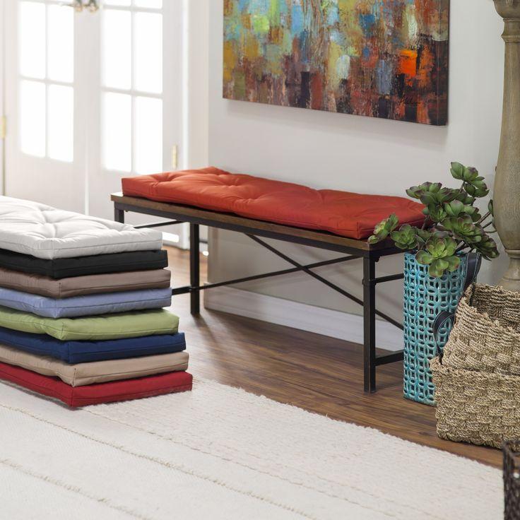 Best 25+ Bench Cushions Ideas On Pinterest