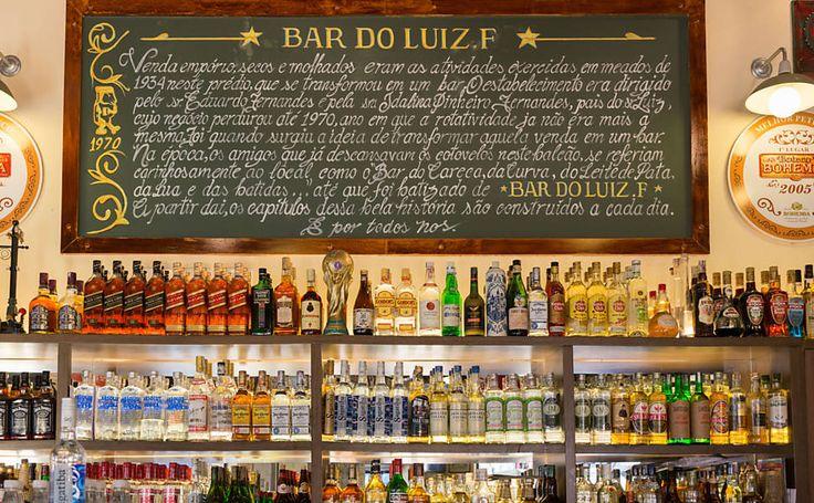 Bar do Luiz Fernandes