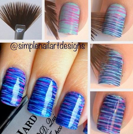 Easy DIY Nail Art . . . No Pricey Tools Required - Bobby pin polka dots, make colors neon with white, and more- this has great tips for your tips!