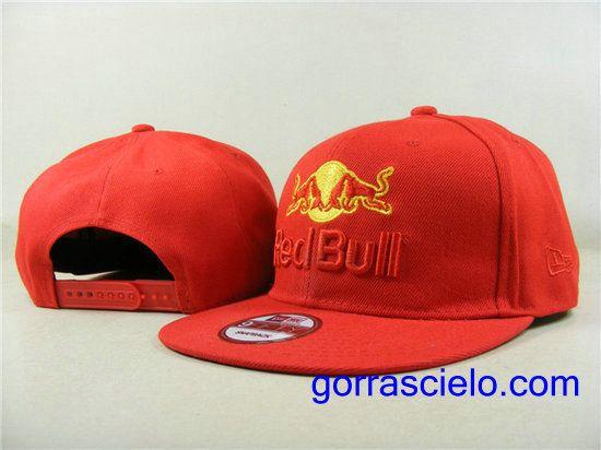 Comprar Baratas Gorras Red Bull Snapback 0018 Online Tienda En Spain.