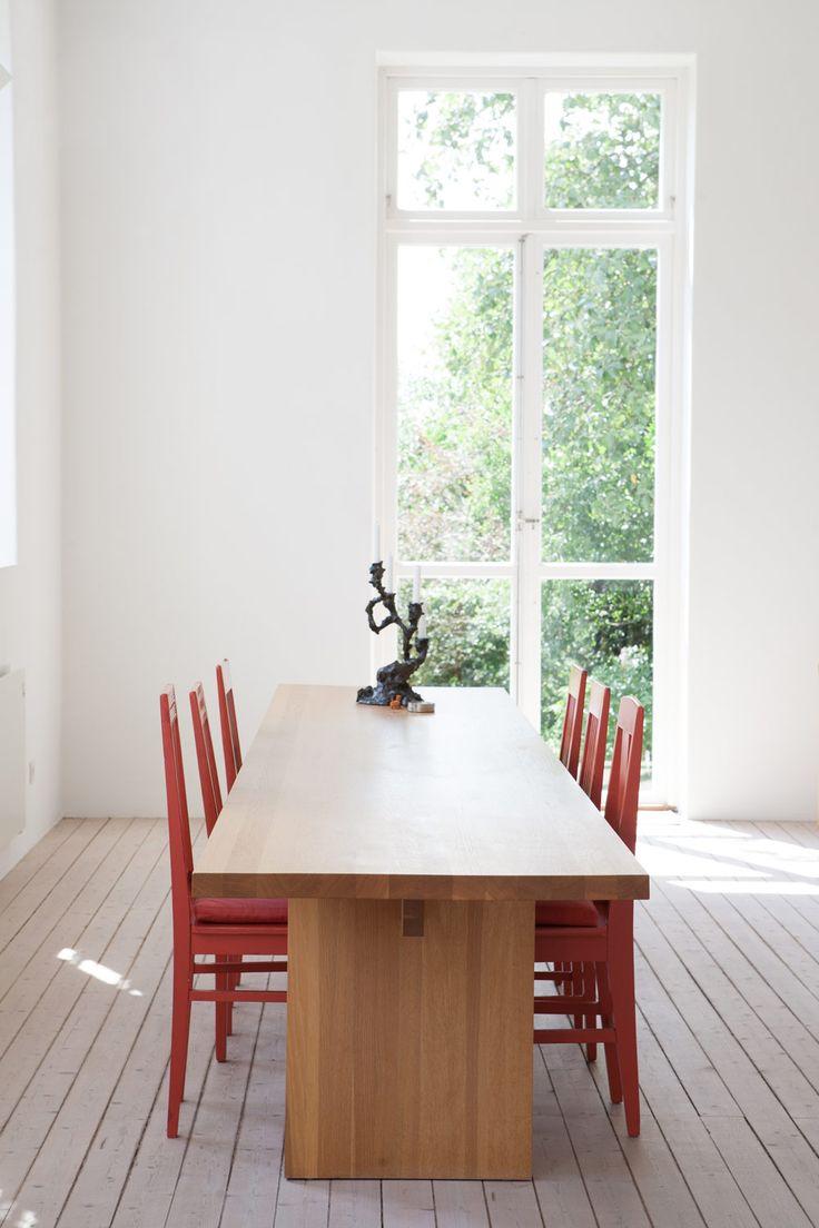 Ljust och minimalistiskt hemma hos Ingegerd Råman   Sköna hem