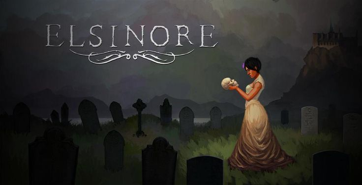 Elsinore: Tragic time travelling adventure game set in Shakespeare's Hamlet. #screenshotsaturday #indiegame