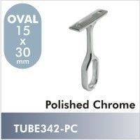 Center Support For Oval Closet Rod.