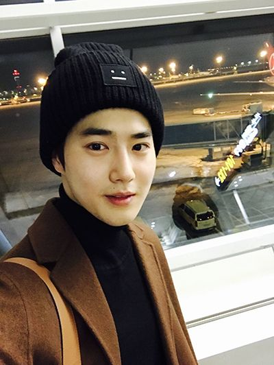 170228 [From. SUHO] 월간 수호준면 2월호 스위스편 (Part 1)