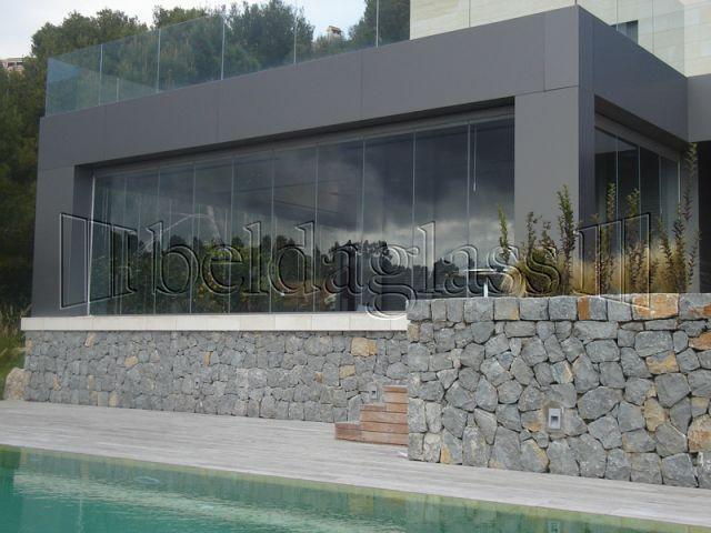 Porches Metalicos Para Coches Finest Garaje De Madera Robert With - Porches-metalicos