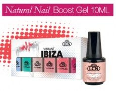 Natural Nail Boost Gel Brochure | LCN Canada