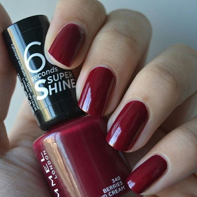 #Rimmel London * Berries and Cream