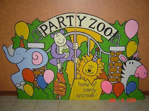 12 best Zoo animal birthday party images on Pinterest Birthday
