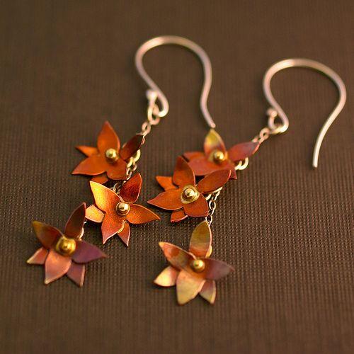 copper orchids