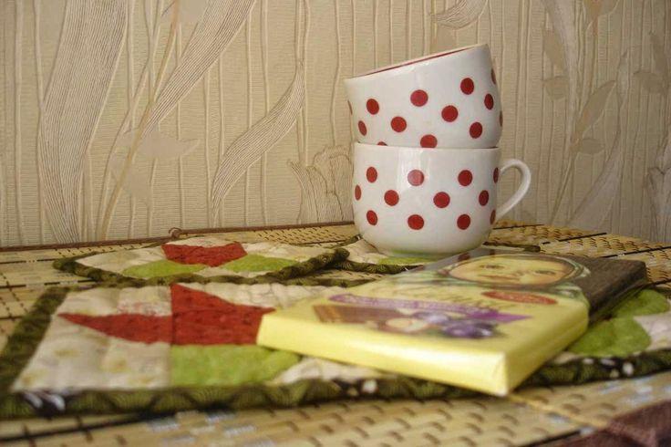 Записки на полях жизни: Чайная пара с тюльпанами