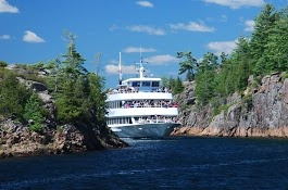 Explore the beautiful Thirty Thousand Island region of Georgian Bay aboard the 550-passenger Island Queen and discover the unbelievable beauty of this remote region of Canada. It would be a pleasure to welcome you aboard. http://www.islandqueencruise.com/
