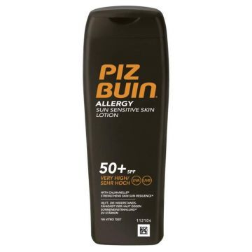 Piz Buin Alerji Hassas Ciltler için Güneş Losyonu SPF 50+ 200 ml  ve diğer tüm Piz Buin ürünleri hakkında detaylı bilgiye sahip olmak için http://www.narecza.com/Piz-Buin,LA_6299-3.html#labels=6299-3 adresini ziyaret edebilirsiniz.
