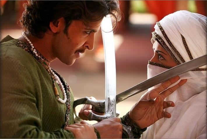 Scene from Jodhaa Akbar