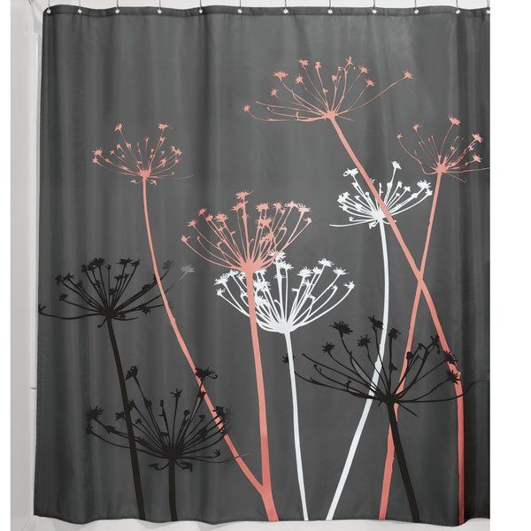 You Ll Love The Thistle Shower Curtain At Wayfair Great Deals On