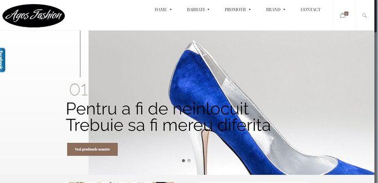 In magazinul Agos Fashion gasiti produse cu adevarat speciale si unice, oferind un aer luxos si stil la preturi accesibile.