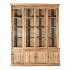 Reclaimed pine dresser 200cms wide