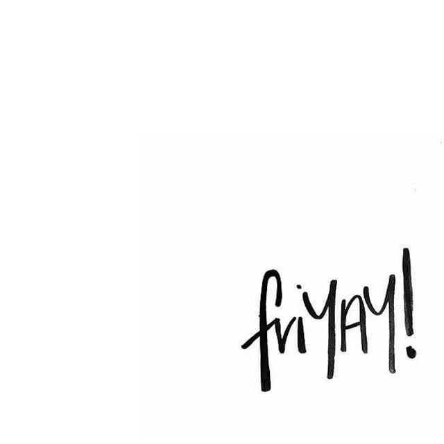 We've got that Friday feeling at Bcharmd HQ!