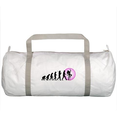 Pole Dancing Gym Bag