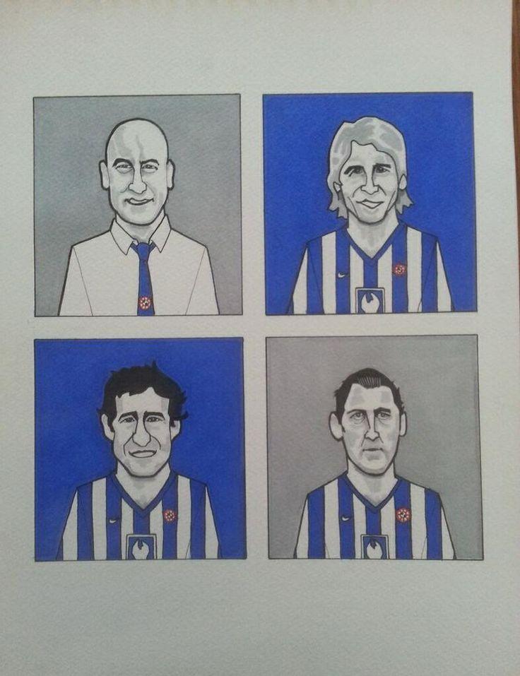 Hartlepool United 2004/05 legends