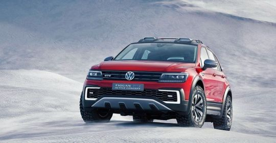 Volkswagen Tiguan GTE Active 2016 #мойвнедорожник #внедорожники #кроссоверы #джипы #автоновости #peugeot #volkswagentiguangteactive2016 #volkswagen