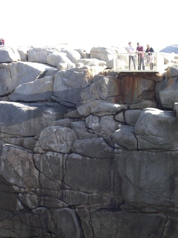 Viewing platform at The Gap, Albany WA